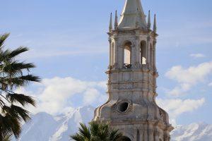 Kathedrale von Arequipa, Peru