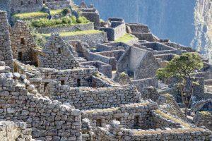 Ruinen von Machu Picchu, Peru