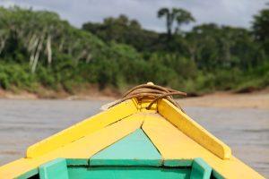 Río Tambopata, Reserva Nacional Tambopata, Peru