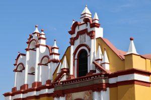 Kirche in Trujillo, Peru