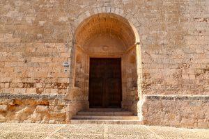 Kirche in Petra, Mallorca, Spanien