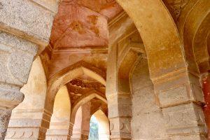 Mausoleum in den Lodi-Gärten, Delhi, Indien