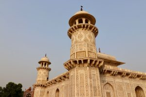 Itimad-ud-Daula-Mausoleum, Agra, Indien