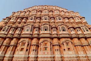 Hawa Mahal, Jaipur, Indien