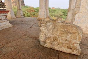 Hindutempel im Fort Taragarh, Bundi, Indien