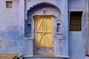 Haus in Bundi, Indien