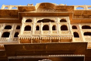 Haveli in Jaisalmer, Indien