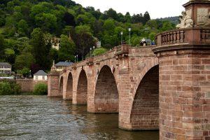 Alte Brücke, Heidelberg, Deutschland