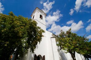 Kirche in Szentendre, Ungarn