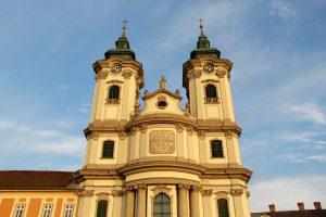 Minoritenkirche, Eger, Ungarn