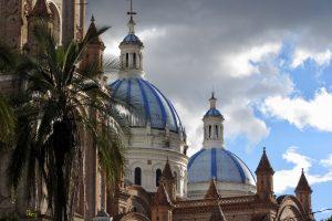 Kathedrale von Cuenca, Ecuador