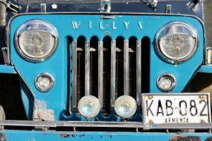 WILLYS-Jeep, Salento, Kolumbien