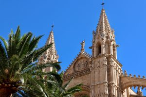 Kathedrale von Palma de Mallorca, Spanien