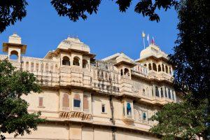 Stadtpalast von Udaipur, Indien