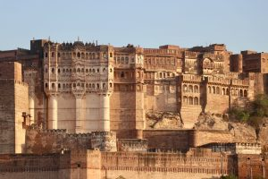 Fort Mehrangarh, Jodhpur, Indien