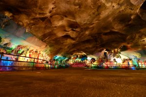Höhlentempel der Batu Caves, Malaysia