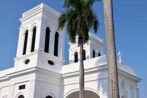 Kirche in Georgetown, Penang, Malaysia