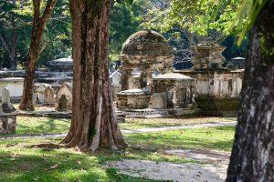 Friedhof in Georgetown, Penang, Malaysia
