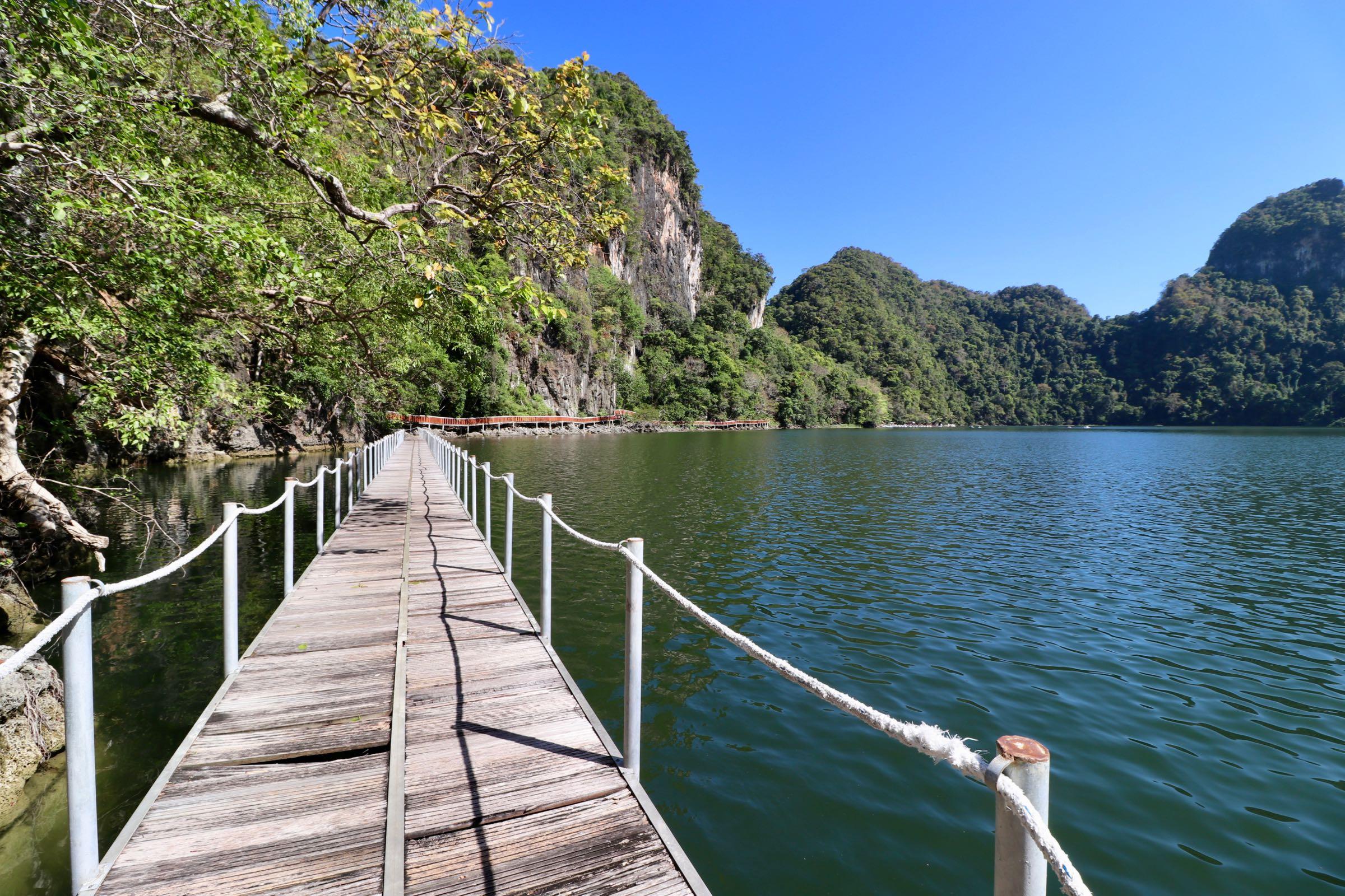 See auf Dayang Bunting, Langkawi, Malaysia