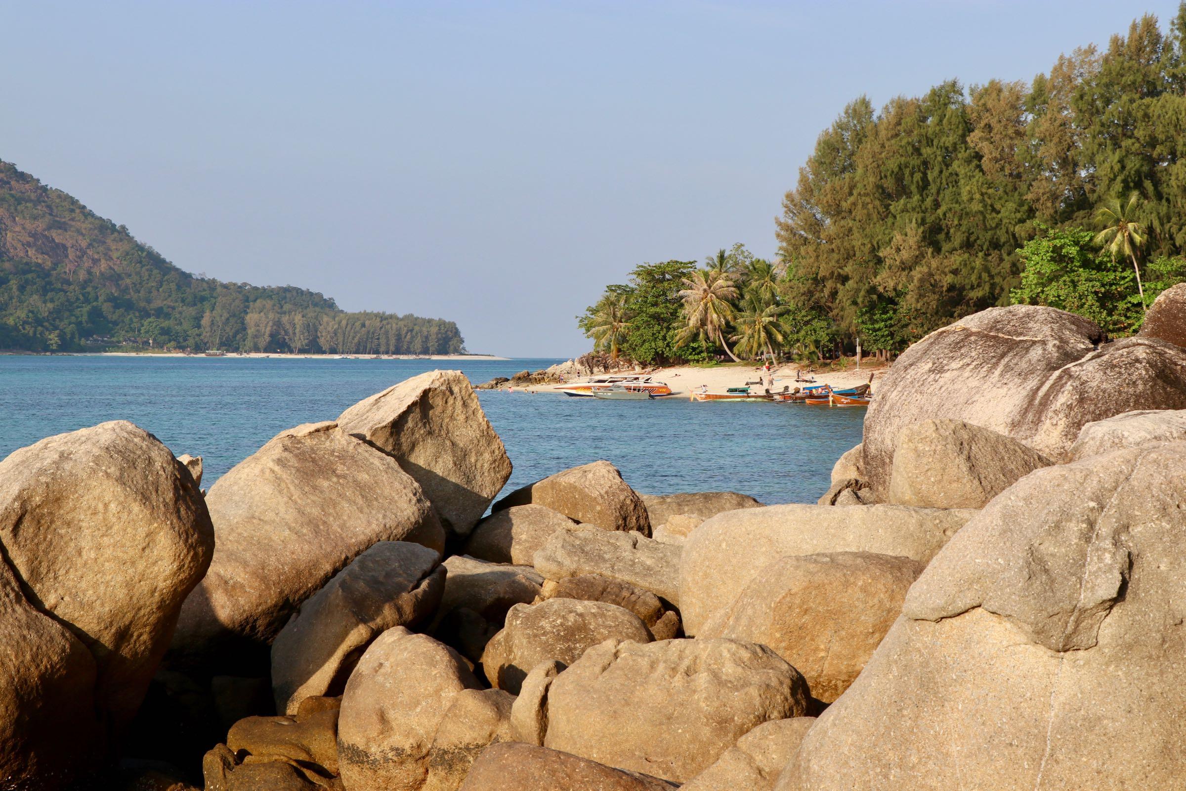 Strand auf Ko Lipe, Thailand