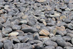 Kieselsteine auf Ko Hin Ngam, Thailand