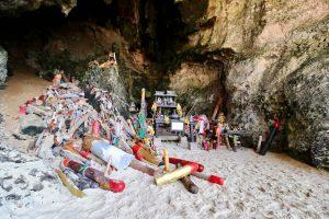 Höhle auf Rai Leh, Thailand