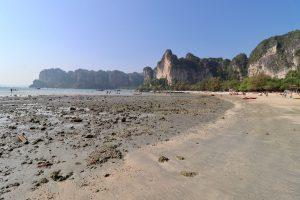 Strand auf Rai Leh, Thailand