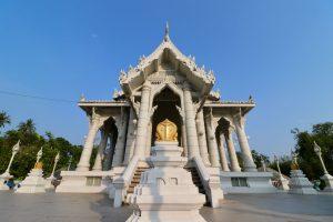 Buddhistischer Tempel in Krabi, Thailand