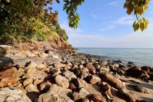 Strand im Nationalpark Mu Ko Lanta, Ko Lanta Yai, Thailand