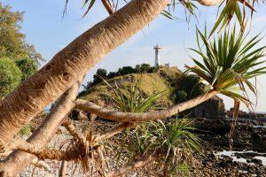 Leuchtturm im Nationalpark Mu Ko Lanta, Ko Lanta Yai, Thailand