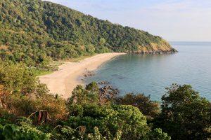 Bucht auf Ko Lanta Yai, Thailand