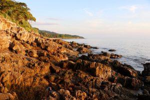 Strand auf Ko Lanta Yai, Thailand