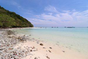 Strand auf Ko Rok Nai, Thailand