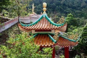 Buddhistischer Tempel, Ko Pha-ngan, Thailand