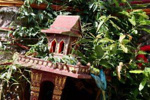 Geisterhäuschen auf Ko Pha-ngan, Thailand