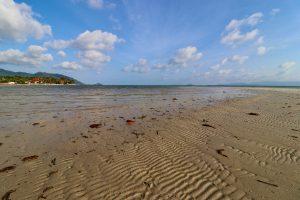 Strand auf Ko Pha-ngan, Thailand