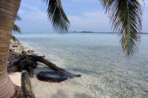 Koralleninsel, Útila, Islas de la Bahía, Honduras