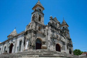 Kirche in Granada, Nicaragua