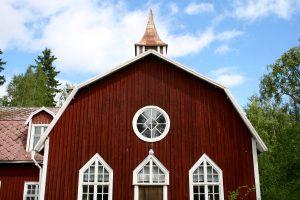 Holzhaus in Småland, Schweden