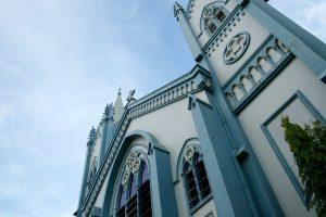 Kathedrale von Puerto Princesa, Palawan, Philippinen