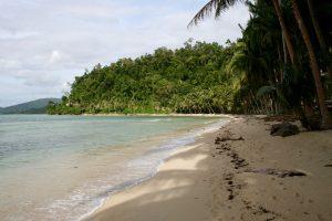Strand auf Palawan, Philippinen