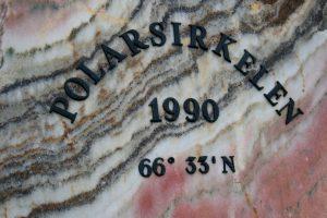 Nördlicher Polarkreis, Nordland, Norwegen
