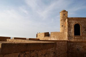 Scala de la Kasbah, Essaouira, Marokko
