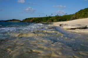 Strand auf Tinaga, Calaguas-Inseln, Philippinen