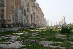 Säulenstraße von Apameia am Orontes, Syrien