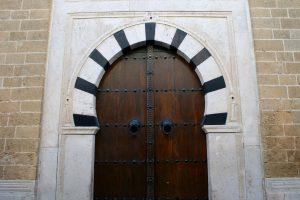 Tor in Tunis, Tunesien